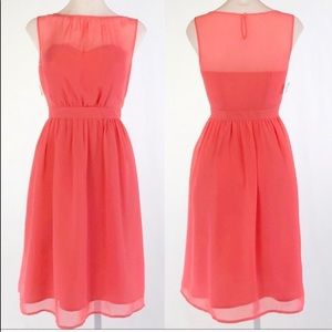 Tevolio Chiffon Dress